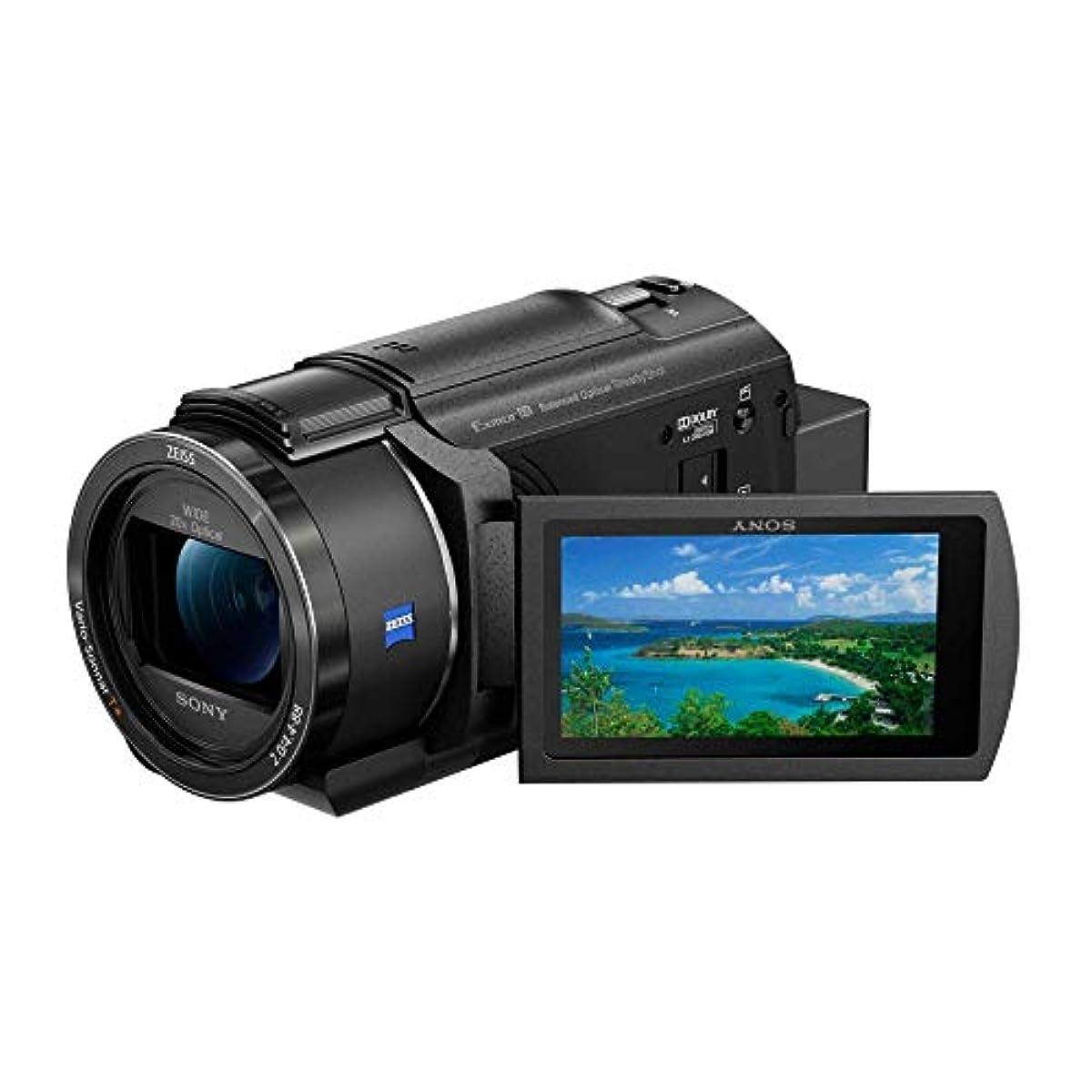 [해외] 소니 캠코더 FDR-AX43 UHD 4K