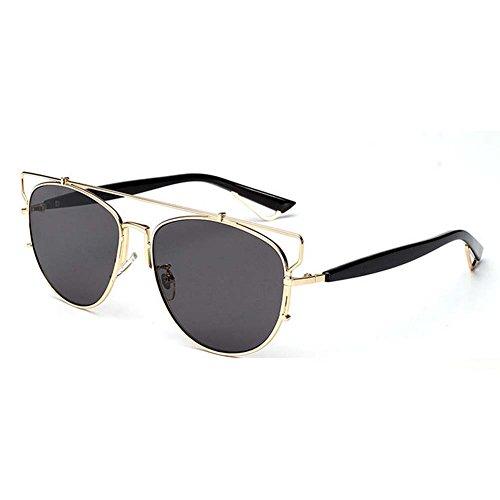 My.Monkey 2016 New Outdoor Fashion Reflective Lens Personality Wayfarer - G Sunglasses Dragon 2016