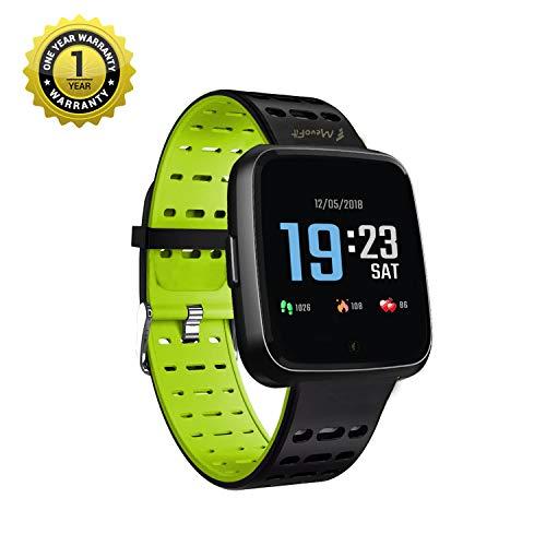 MevoFit Race-Space Smart-Watch for Fitness & Sports PRO: Fitness-Sporty Smart-Watch, All Activity Tracking
