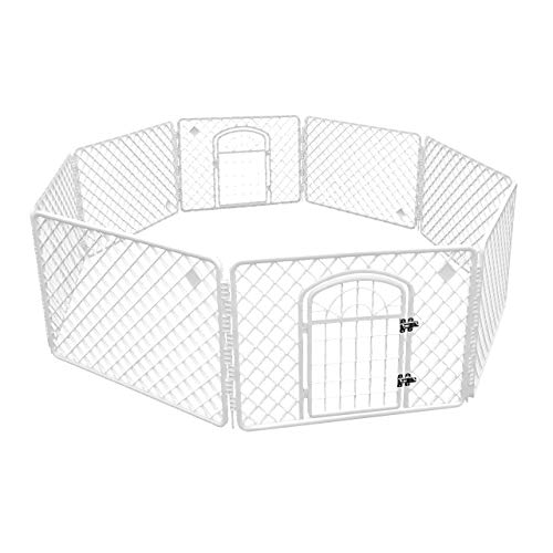 8-Panel (approx 24-inch Height) Indoor/Outdoor Plastic for sale  Delivered anywhere in Canada