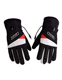 Heilsa Men&Women Rechargeable Heated Gloves12V, Waterproof Windproof Heated Gloves for Cycling Motorcycle Hiking Skiing Mountaineering
