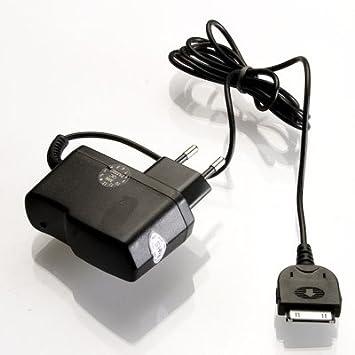 Yayago - Cargador Negro Para Apple iPhone 4 4S cable de ...