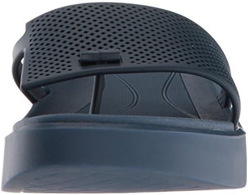 3d4005a7a9d6f Donald J Pliner Women's Bondi Sport Sandal, Blue, 11 Medium US ...