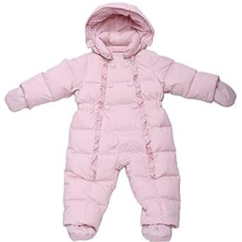 Amazon.com: Oceankids Baby Girl's Pink One-Piece