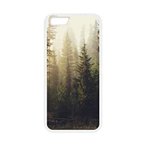 "Custom Colorful Case for Iphone6 Plus 5.5"", Beautiful Scenery Cover Case - HL-R642099"