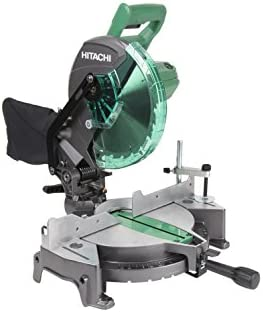 Can a miter saw be used to cut metal smart home keeping hitachi c10fcg 15 amp 10 single bevel compound miter saw greentooth Image collections
