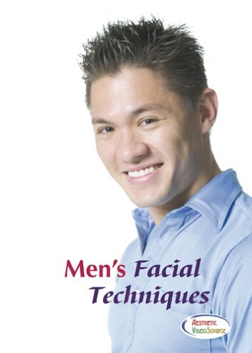 Price comparison product image Men's Facial Techniques Training DVD by Rita Page,  Esthetician. Learn How To Do Professional Skin Care Facials,  Face Massage,  Techniques & Equipment. Great Instruction. Facial Rejuvenation Cosmetology Video Course - Aesthetic VideoSource (2 Hrs. 18 Mins.)