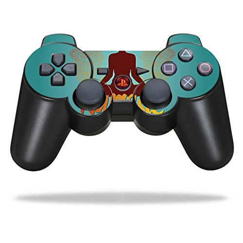 MightySkins Skin For Sony PlayStation 3 PS3 Controller – N