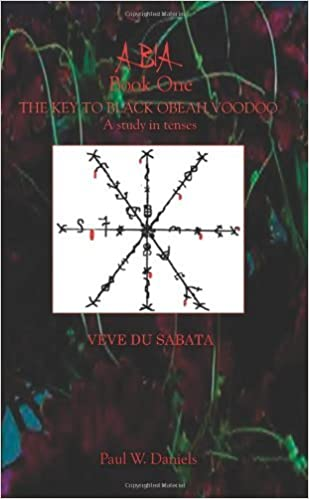 Abia Book One: The Key to Black Obeah Voodoo: Bk. 1 by Paul Daniels (2002-11-12)