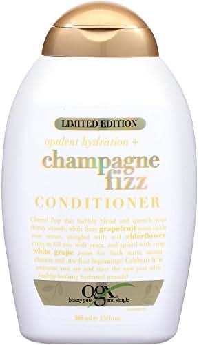 Shampoo & Conditioner: OGX Champagne Fizz