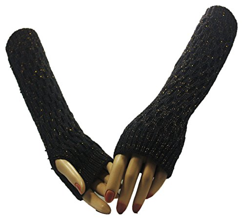 Grey Urban Arm Warmer Gloves