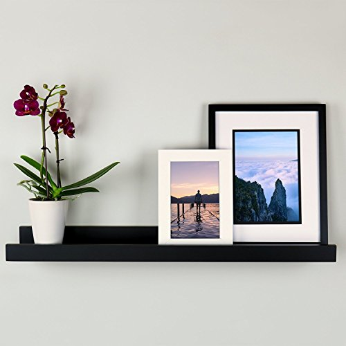 Ballucci Picture Frame Floating Wall Ledge Shelf 23 Inch By