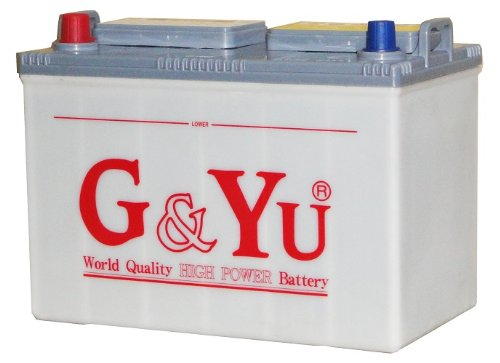 G&Yu [ ジーアンドユー ] 電動車バッテリー [ サイクルサービス ] EB65-T B00FSBE3VI