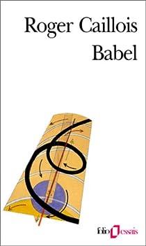 Babel par Caillois