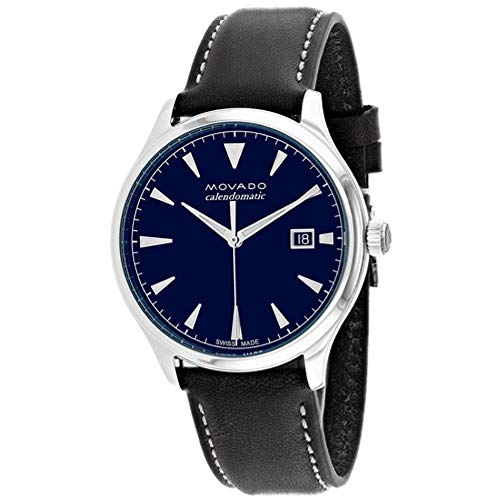 Movado Heritage Blue Dial Automatic Men's Watch 3650054