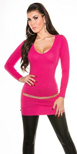 In-Stylefashion - Vestido - para mujer Rosa