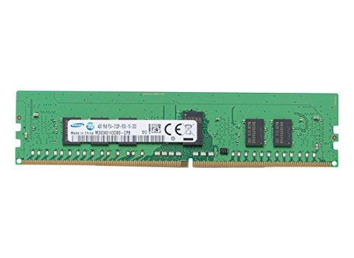(Samsung 4GB PC4-17000 DDR4-2133MHz ECC Registered CL15 288-Pin DIMM 1.2V Single Rank Memory Module Mfr P/N M393A5143DB0-CPB)