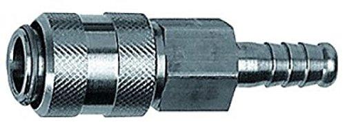 Schnellverschlusskupplung NW 7,8, Edelstahl 1.4305, Tülle LW 6 mm RI-243.70A