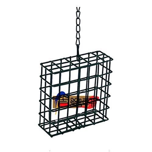 ZYDSD Comedero para pájaros Alimentador De Pájaros Cubo De La ...