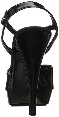 Women's Platform Cocktail Black black B Pleaser 509 M qvXwdzUS