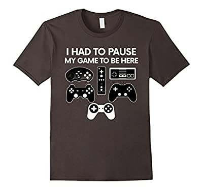 Funny Video Game T-Shirt Halloween Costume Party Gamer Shirt