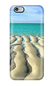 Fashion Tpu Case For Iphone 6 Plus- Australian Beach Defender Case Cover
