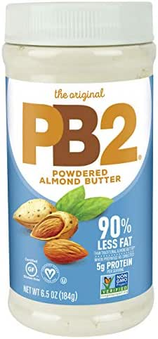 Peanut & Nut Butters: PB2 Powdered Almond Butter