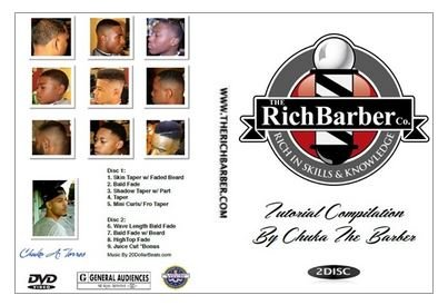 Amazon.com: The Rich Barber DVD (2 Disc Combo): Movies & TV