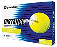 TaylorMade Bola de golfe 2018 Distance+ uma dúzia