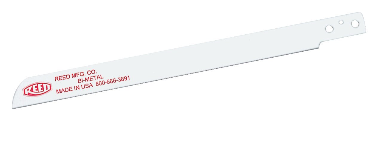 Reed Tool Z3014 Power Hack Saw Blade, 30-Inch 14 TPI