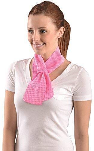 OccuNomix 31 1/2'' X 4'' Pink Miracool Light Weigh