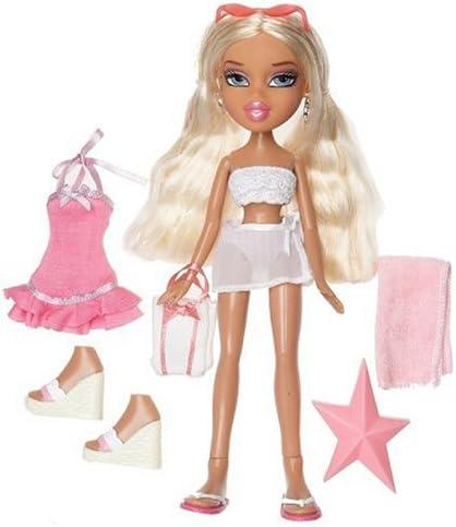 Bratz Spring Break Yasmin Doll Figure Toy