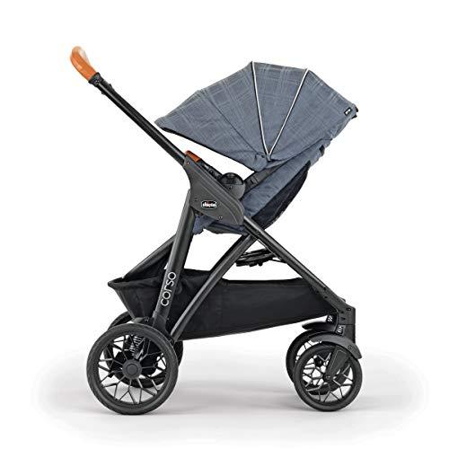 41WWJfs3erL - Chicco Corso LE Modular Quick-Fold Stroller - Studio