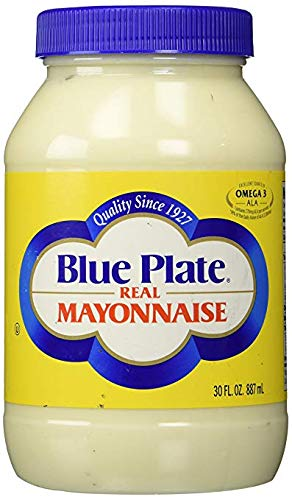 - Blue Plate Real Mayonnaise, 30 fl oz (Pack Of 3)