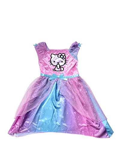 - Hello Kitty Toddler Girls Dressy Gown, Pink, 2T