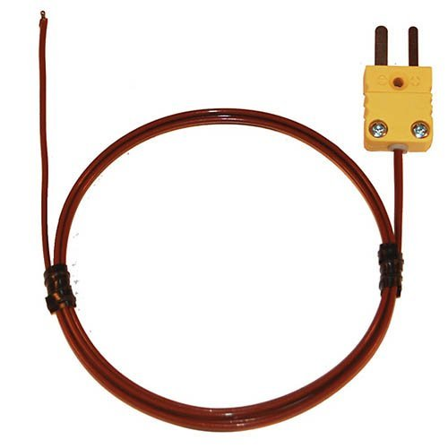 Oakton WD-08515-01 OaktonDigi-Sense Economical Thermocouple Probe, Type K, (Insulated Probe)