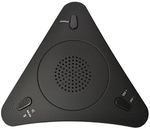 [해외]EX1 화상 회의 인스턴트 메시지 전방향 스피커폰 마이크 스카이프 VoIP 인터넷 전화 PC / EX1 Video Conference Instant Message Omnidirectional Speakerphone Microphone Skype VoIP Internet Phone PC