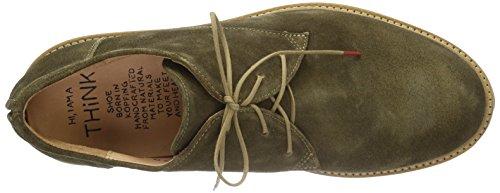 Think Oida Light, Zapatos de Cordones Derby para Hombre Marrón - Braun (ESPRESSO/KOMBI 42)