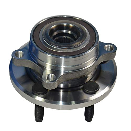 GSP 114275 Axle Bearing and Hub Assembly - Front or Rear, Left or Right (Driver or Passenger Side) ()