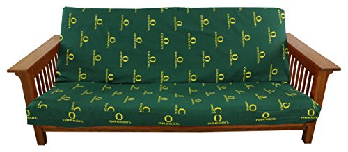 College Covers Oregon Ducks Futon Lounge Cover, Full (Cover Bright Futon)