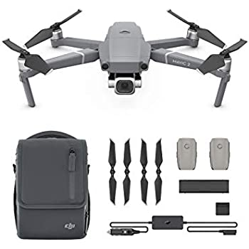 Amazon.com: DJI Mavic 2 PRO Drone Quadcopter with Fly More ...