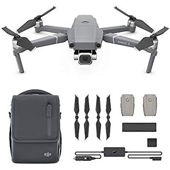16ebe8d4cc3 Amazon.com: DJI Mavic 2 PRO Drone Quadcopter with Fly More Kit Combo ...