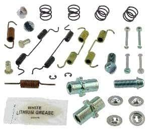 carlson quality brake parts 17406 drum brake hardware kit automotive. Black Bedroom Furniture Sets. Home Design Ideas