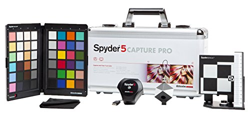 Used, Datacolor S5CAP100 Spyder5CAPTURE PRO Color Calibration, for sale  Delivered anywhere in USA