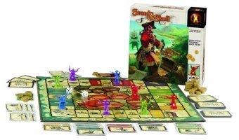 swords and skulls board game - 3