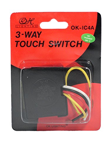 Touch Part (Touch Light Sensor)