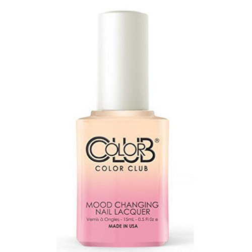 (Color Club Mood Changing Nail Lacquer, Old Soul, 0.5 Fluid Ounce )