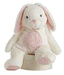 "Aurora World Quizzies 16"" Bun Bun Bunny Stuffed Bunny (Pink)"