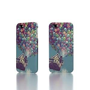 Apple iPhone 4 / 4S Case - The Best 3D Full Wrap iPhone Case - Crazy Honeymoon Ideas