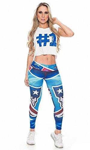 patriots football leggings - 1